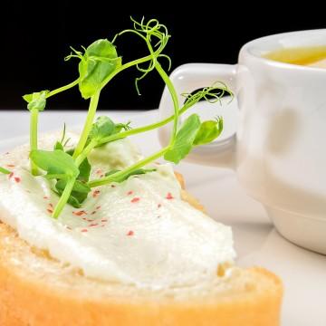 Крем -суп из тыквы на кокосовом молоке