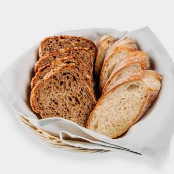 Хлебная корзина на 2 персоны