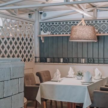 Кабинки для деловых встреч в ресторане Спб