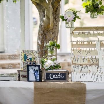 Детали в стиле Бохо на свадьбе